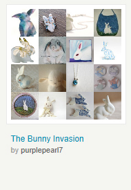 The Bunny Invasion by PurplePearl7