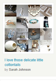 I love those delicate little cottontails