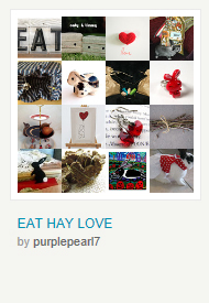 Eat Hay Love by PurplePearl7
