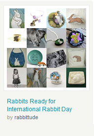 Rabbits Ready for International Rabbit Day