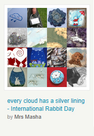 Every cloud has a silver lining - International Rabbit Day