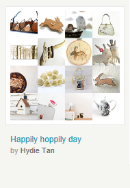 Happily hoppily day