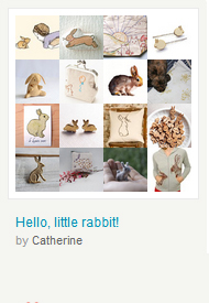 Hello, Little Rabbit!