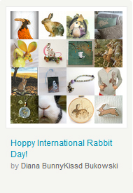 Hoppy International Rabbit Day!