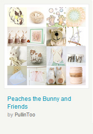 Peaches the Bunny and Friends