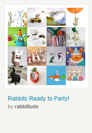 Rabbits Ready to Party!