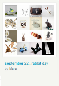 September 22 ... Rabbit Day