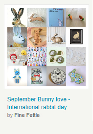 September Bunny Love - International Rabbit Day