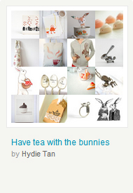 Have Tea With the Bunnies