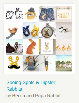 An Etsy treasury
