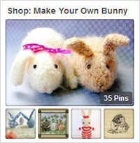 Shop Make Your Own Bunny