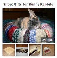 Shop Gifts for Bunny Rabbits