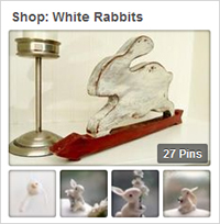 Shop White Rabbits